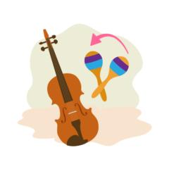 Müzik Aletlerini Eşleştir