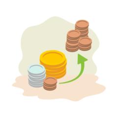Bozuk Paraları Eşleştirme