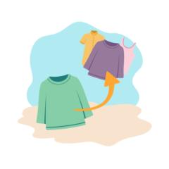 Kıyafetleri Eşleştir