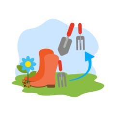 Match Garden Items