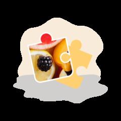 Fruits Jigsaw