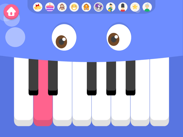 Piano Game | Otsimo