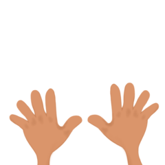 Using Hands